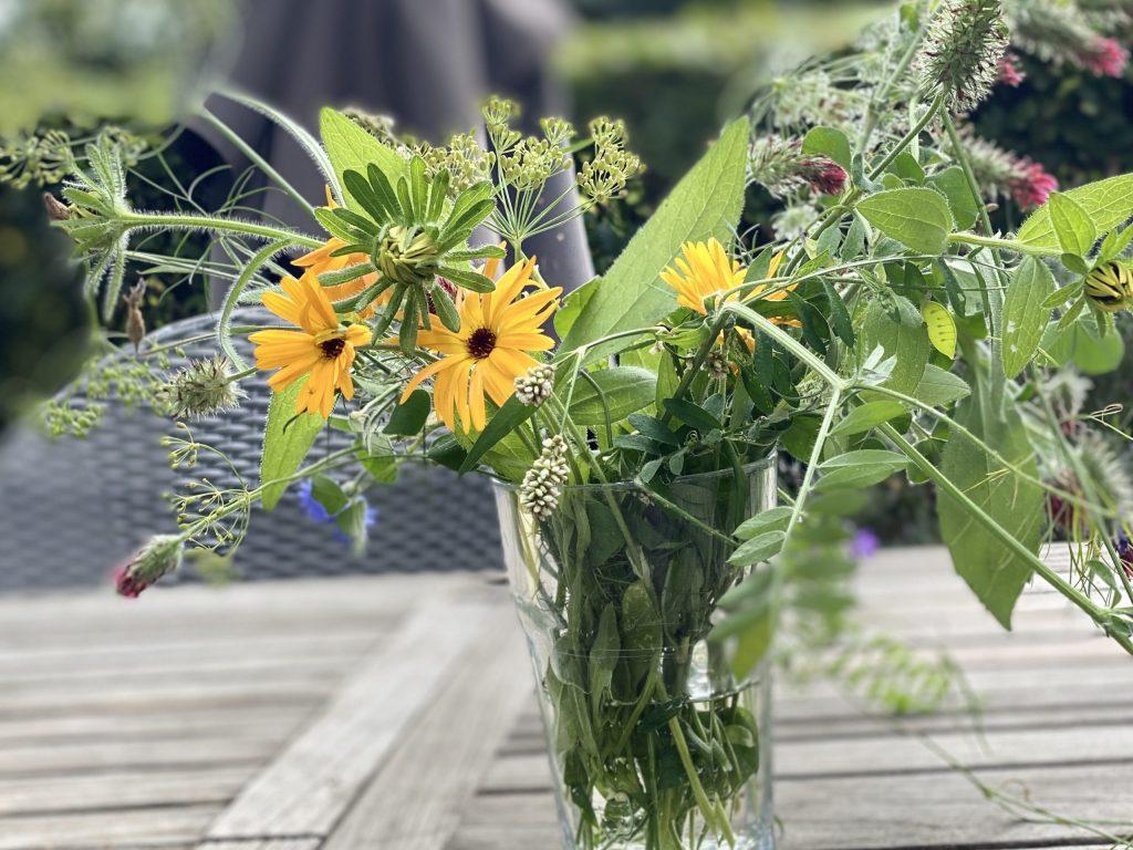 Gezondheidstips, meer bloemen, Friendly Reflex